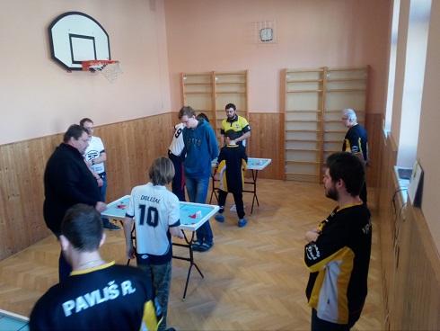 2. liga družstev – šprtec (17. února 2019)